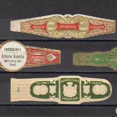 Vitolas de colección: VITOLA CLASICA: LOTE 112. Lote 115513311