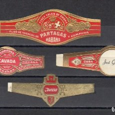 Vitolas de colección: VITOLA CLASICA: LOTE 113. Lote 115513339