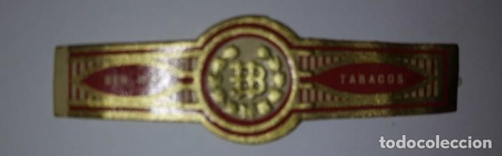 Vitolas de colección: Lote de 40 vitolas. Puros, tabacos, albaco, vencedor, habana, cuba, capote, troya, farias, etc... - Foto 9 - 116652511