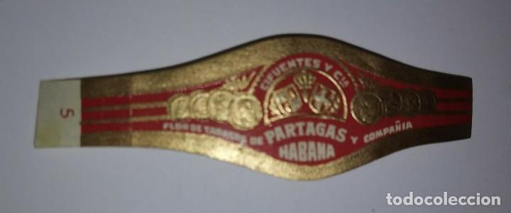 Vitolas de colección: Lote de 40 vitolas. Puros, tabacos, albaco, vencedor, habana, cuba, capote, troya, farias, etc... - Foto 10 - 116652511