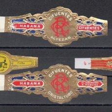 Vitolas de colección: VITOLA CLASICA: LOTE 129. Lote 116753579