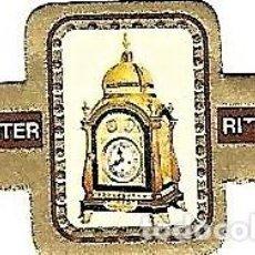 Vitolas de colección: VITOLAS RITMEESTER RELOJES FP 24 VITOLAS COMPLETA. Lote 130935224