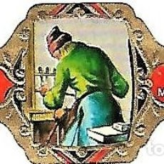 Vitolas de colección: VITOLAS TAF SERIE OFICIOS 24 VITOLAS COMPLETA. Lote 130935672