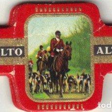Vitolas de colección: ALTO LA CAZA 24 VITOLAS SERIE COMPLETA. Lote 133147850