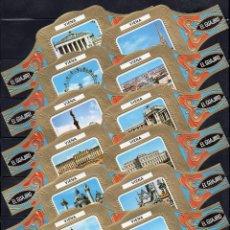 Vitolas de colección: EL GUAJIRO, VIENA, 12 VITOLINAS, SERIE COMPLETA.. Lote 136406334