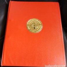 Vitolas de colección: ÁLBUM ORIGINAL CON COLECCIÓN COMPLETA. CRÓNICA. VIEL ANVERS. (432 VITOLAS).. Lote 140896806