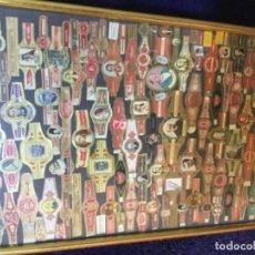 Vitolas de colección: CUADRO DE VITOLAS. Lote 151109794