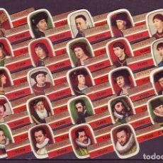 Vitolas de colección: GULDEN VLIES, TOISON DE ORO, 24 VITOLAS, SERIE COMPLETA.. Lote 151439402