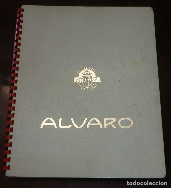 Vitolas de colección: ÁLBUM DE VITOLAS ÁLVARO, FÁBRICA DE TABACOS. (135 VITOLAS). CONQUISTADORES, ESCUDOS DE LAS PROVINCIA - Foto 2 - 151959574