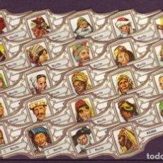 Sammlung von Banderolen - MURILLO, TOCADOS, BLANCO, 24 VITOLAS, SERIE COMPLETA. - 155681590