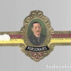 Vitolas de colección: TABACOS CAPOTE S.A. - COLECCIÓN PERSONAJES - 2 PÉREZ GALDÓS. Lote 156659106