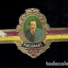 Vitolas de colección: TABACOS CAPOTE S.A. - COLECCIÓN PERSONAJES - 20 WALT DISNEY. Lote 156659958