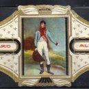 Vitolas de colección: ALVARO, NAPOLEON, Nº 15, LUIS NAPOLEON REY DE HOLANDA. Lote 160577114