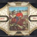 Vitolas de colección: ALVARO, NAPOLEON, Nº 24, BATALLA DE BRIENNE (ENERO 29 DE 1.814). Lote 160578214