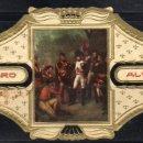 Vitolas de colección: ALVARO, NAPOLEON, Nº 25, NAPOLEON CERCA DE MADRID. Lote 160578334