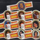 Vitolas de colección: LA MARINA, EXPO. CANDELARIO 1989, CASA REAL, ORO, 10 VITOLAS, SERIE COMPLETA.. Lote 160579786