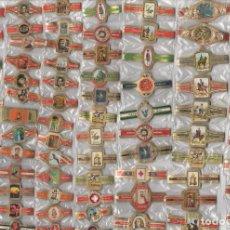 Vitolas de colección: OFERTA ESPECIAL E IRREPETIBLE COMPUESTA POR 129 SERIES DE DIVERSAS MARCAS, DIFERENTES Y COMPLETAS. Lote 162626894