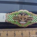 Vitolas de colección: VITOLA CLÁSICA NERON DICTATORES 6433 SERIE AGUILAS IMPERIALES. CIGAR BAND SIGAAR ETIKET. Lote 168396856