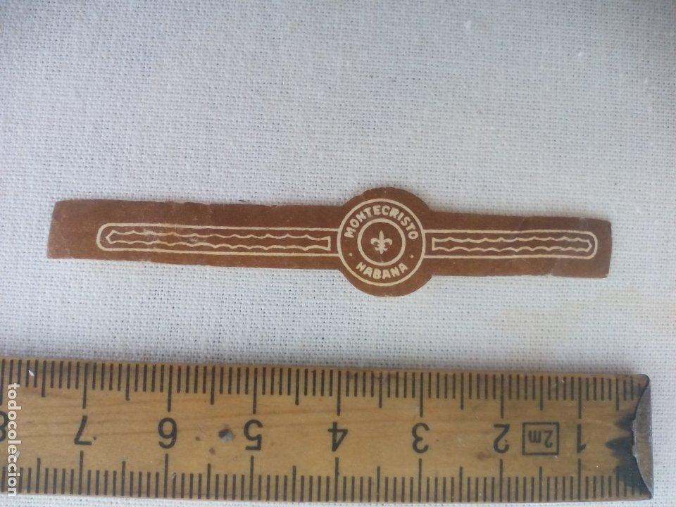 bauchbinden T- 024  Cigars Bands bagues de cigare 1 vitolas lytho