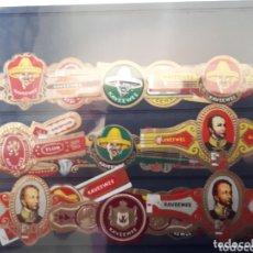 Vitolas de colección: VITOLAS LOT.N. V19. Lote 172943155