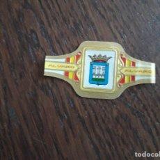 Anéis de charuto de coleção: VITOLA DE PURO, SERIE ESCUDOS PROVINCIAS ESPAÑA, TABACOS ALVARO, LOGROÑO Nº 29. Lote 174267172