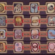 Vitolas de colección: ALTO, ORNAMENTOS, F.P. 24 VITOLAS, SERIE COMPLETA. Lote 174302218