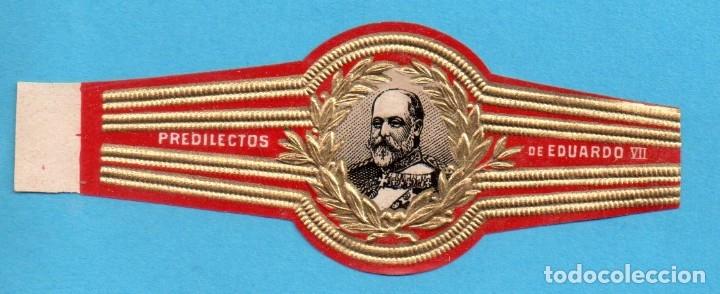 Vitolas de colección: DIEZ VITOLAS CASA CLASICAS ANTIGUAS - Foto 5 - 177287015