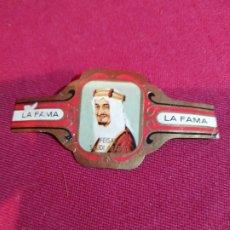 Vitolas de colección: VITOLA PUROS LA FAMA. Lote 177678350