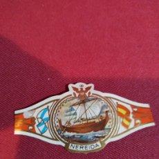 Vitolas de colección: VITOLA PUROS NEREIDA. Lote 177678424
