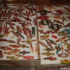 Vitolas de colección: GRAN LOTE DE VITOLAS. Lote 178189908