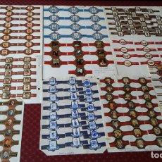 Vitolas de colección: VITOLAS LOTE VARIADO . Lote 180426188