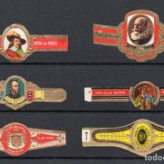 Vitolas de colección: VITOLA CLASICA: LOTE 005. Lote 184010112
