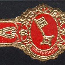 Vitolas de colección: VITOLA CLASICA: 014007, TEMA LLAVES, COMERCIALES. Lote 186632920