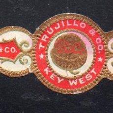 Vitolas de colección: VITOLA CLASICA: 014010, TEMA FRUTOS, TRUJILLO & CO.. Lote 186642440