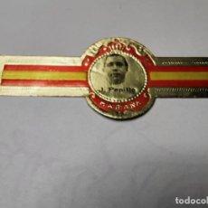 Vitolas de colección: VITOLA J.PEPILLO HABANA. Lote 189352413