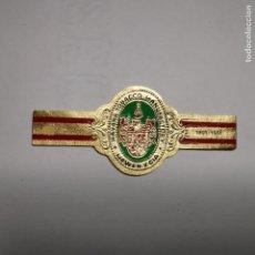Vitolas de colección: HAVANA TOBACCO MANUFACTORY LIEWEN Y CIA - 1801-1951. Lote 189418126