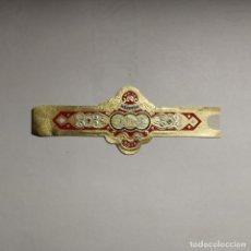 Vitolas de colección: VITOLA -FLOR RUC ZIGARREN. Lote 189425390