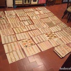 Vitolas de colección: ANTIGUA INMENSA COLECCIÓN DE VITOLAS DE PUROS DE DIFERENTES MARCAS AÑOS 40-50-60. Lote 191994810