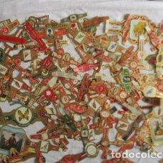 Vitolas de colección: LOTE DE 200 VITOLAS ANTIGUAS. Lote 193450061