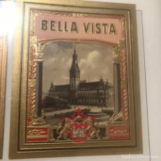 Vitolas de colección: VITOLA BELLA VISTA. Lote 194408073
