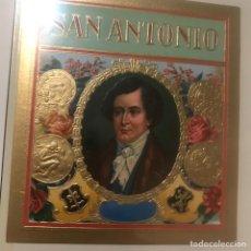 Vitolas de colección: VITOLA SAN ANTONIO. Lote 194490452