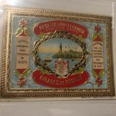 Vitolas de colección: VITOLA REGALIA. Lote 194491012