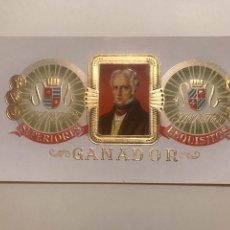 Vitolas de colección: VITOLA GANADOR. Lote 194520000