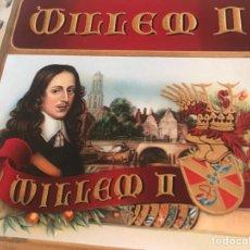 Vitolas de colección: VITOLA WILLEM II. Lote 194589668