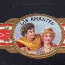 Vitolas de colección: VITOLA CLASICA: 1AA031, MUJERES U.S.A. LAS AMANTES.. Lote 194783562