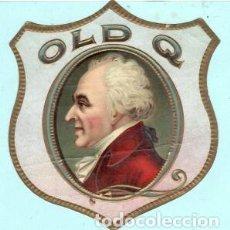 Vitolas de colección: LITOGRAFÍA DE CASA OLD Q. Lote 195391781
