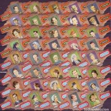 Vitolas de colección: CARAIBE, DINASTIAS DEL BENELUX, 40 VITOLAS, SERIE COMPLETA.. Lote 195411233