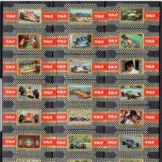 Vitolas de colección: 24 VITOLAS COCHES DE CARRERAS. Lote 197237512