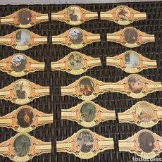 Vitole di collezione: 167 VITOLAS,SERIE DON QUIJOTE DE LA MANCHA.. Lote 197563388