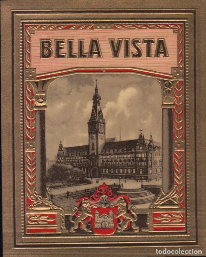 LOTE 19 VITOLINAS, CUBREPUROS, HABILITACIONES (Coleccionismo - Objetos para Fumar - Vitolas)